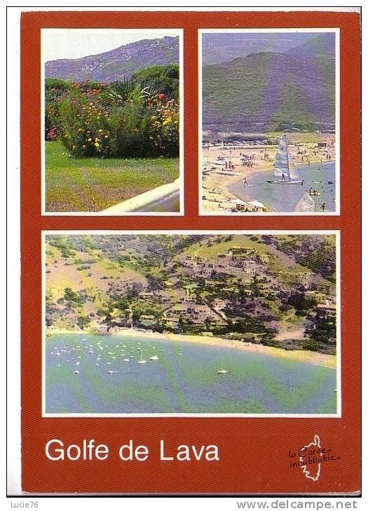 APPIETTO  - Le Golfe De LAVA  -  3 Vues - Autres Communes