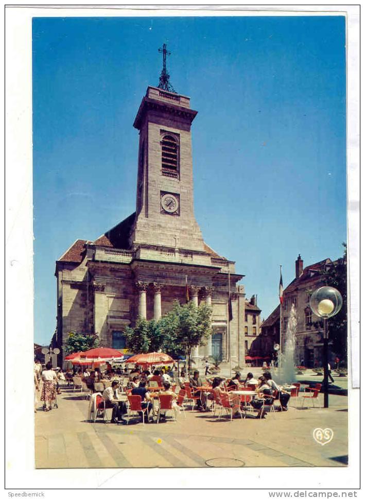13456 Besancon, Place 8 Septembr . Michel Demange P. Lacroix AS 25.056.92 - Besancon