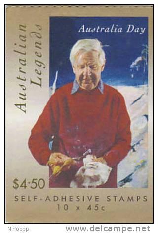 Australia-1999 Boyd Serie 2    Booklet - Booklets