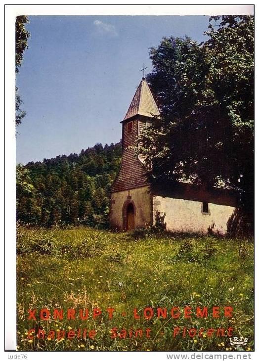 XONRUPT  -  LONGEMER  -  La Chapelle Saint Florent - Xonrupt Longemer