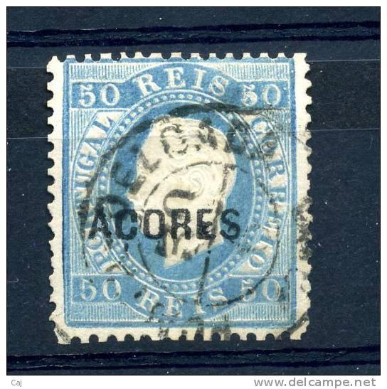 Portugal  -  Açores  :  Yv  24  (o) - Azores