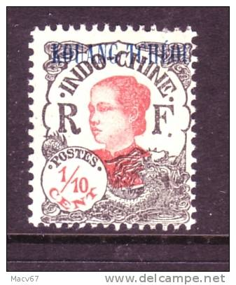 Kouang-Tcheou  54  * - Unused Stamps