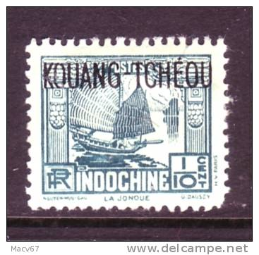 Kouang-Tcheou  99  * - Unused Stamps