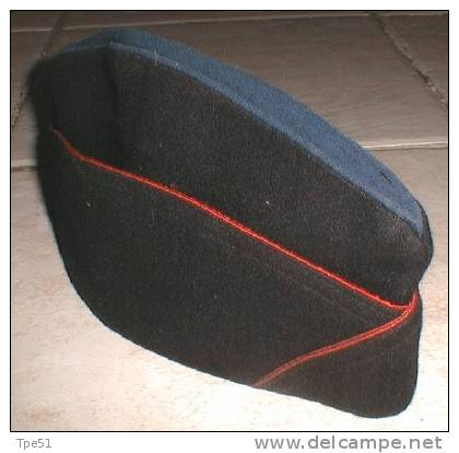Bonnet De Police Mde 1975 Gendarmerie Mobile - Casques & Coiffures