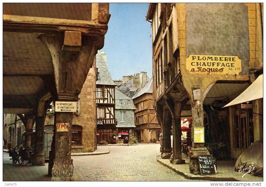 Architecture - Arcades - Commerces - Solex - Monuments