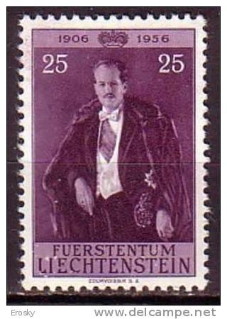 PGL - LIECHTENSTEIN Yv N°311 ** - Liechtenstein
