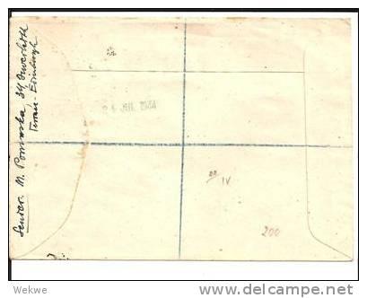 Pol101a/- POLEN -  Zudruck Monte Casino, Feldpost-Einschreiben 1944 - Londoner Regierung (Exil)