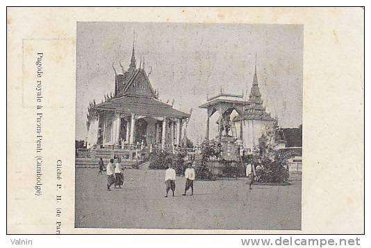 Pnom Penh  Pagote Royale - Kambodscha