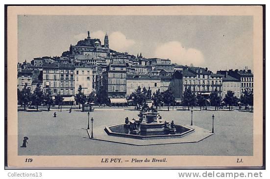 PUY DE DOME - Le Puy - Place Du Breuil - Non Classés