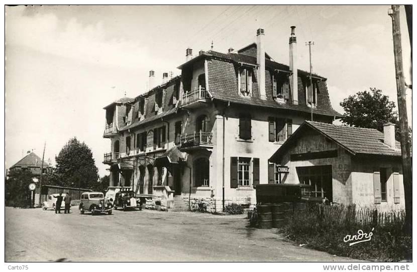Douanes - Automobiles - Change - Saint Julien En Genevois - Dogana