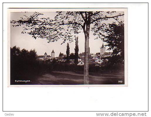 Estavayer (9169) - FR Fribourg