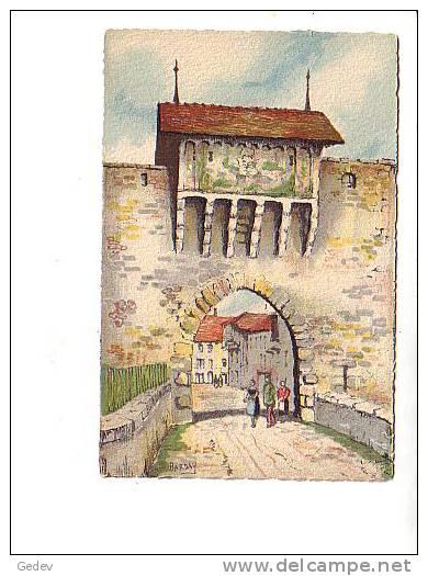 Estavayer Litho (3049) - FR Fribourg