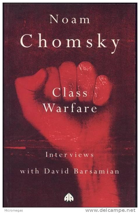 Noam Chomsky : Class Warfare - Philosophie