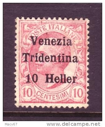 Italy-Austria Occup. N62  (o) - 8. WW I Occupation