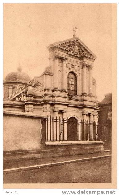 14 / Lisieux. La Chapelle Des Carmélites De Lisieux - Lisieux
