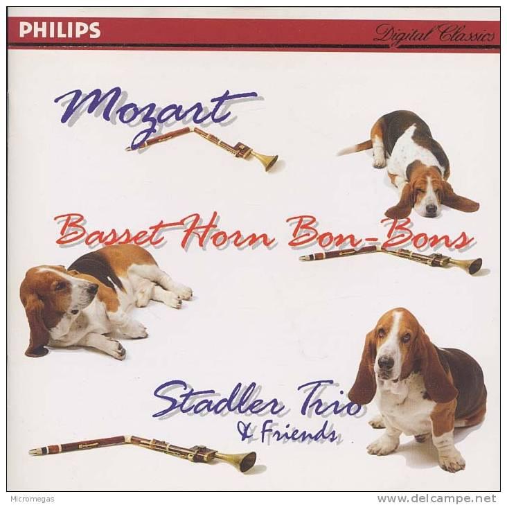 Mozart : Basset Horn Bon-bons - Classique