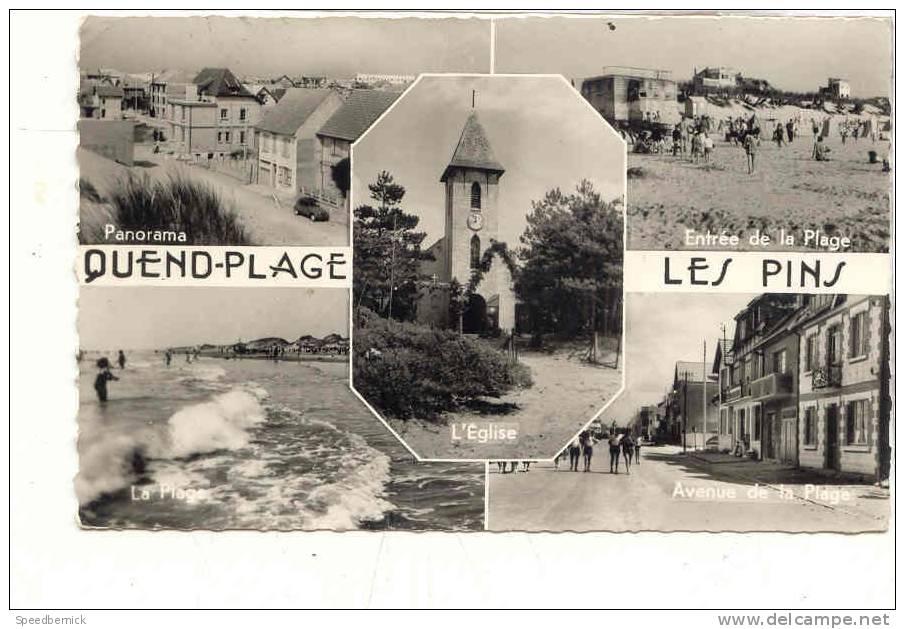 14384 Quend Plage Les Pins . Multi Vues . Lucylaine - Quend