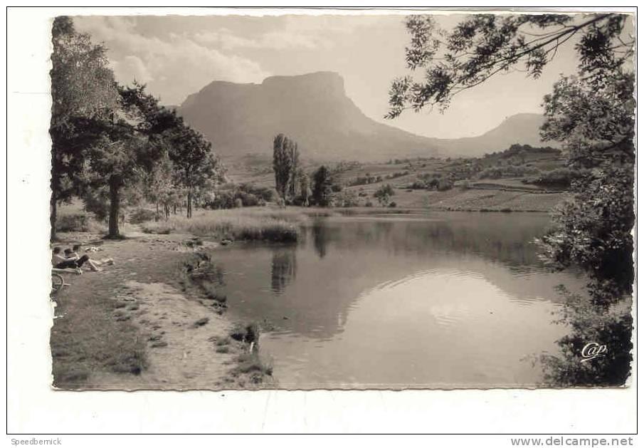 14381 Challes Les Eaux Le Granier  Depuis Lac Saint André . 1714 Cap - France