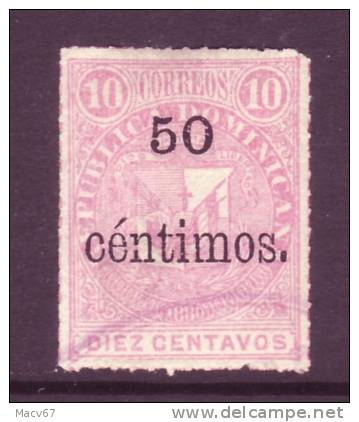 Dominican Rep. 61  (o) - Dominican Republic