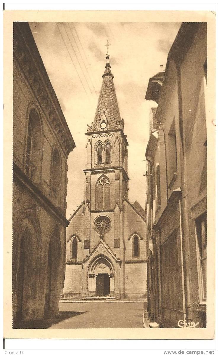 37 -  LIGUEIL  -  L´ Eglise - France