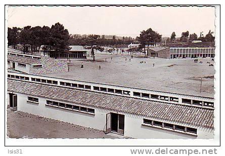 Dép 85 - RF3087 - Saint Hilaire De Riez - Colonie De Vacances De La Ville De Nanterre - Semi Moderne Petit Format - état - Saint Hilaire De Riez