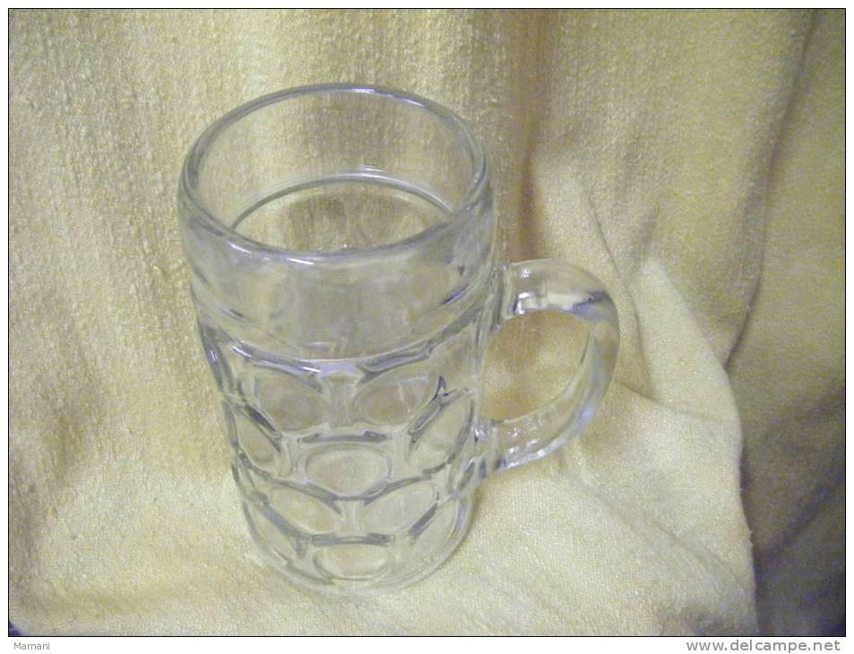 Chope En Verre 1 Litre  Marque TG 6------------- - Glasses