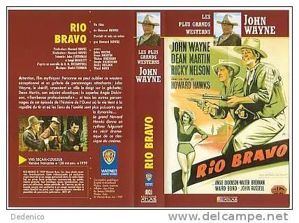 John WAYNE :  RIO BRAVO - Western/ Cowboy