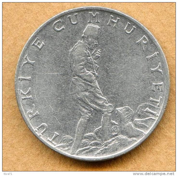 "2 1/2 Lira  ""TURQUIE"" 1971  XF - Turquie"