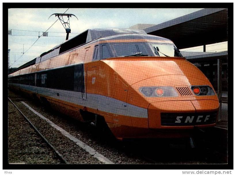 Train Tgv RH061626 - Masque De Fer, Le