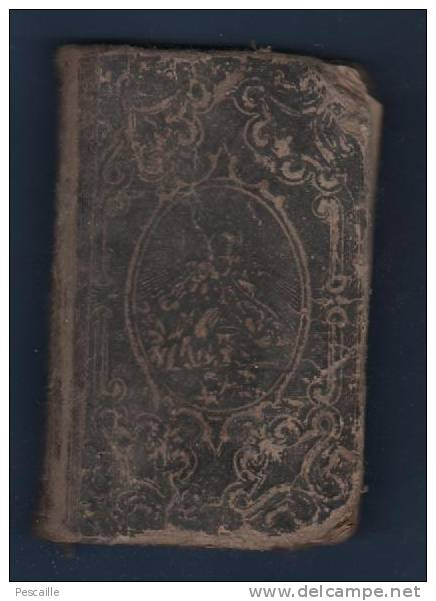 EN ITALIEN - RELIGION CATHOLIQUE - MISSEL - ORARIO SPIRITUALE AD USO DEI COLLEGI DI EDUCAZIONE - COMO 1876 - Livres, BD, Revues