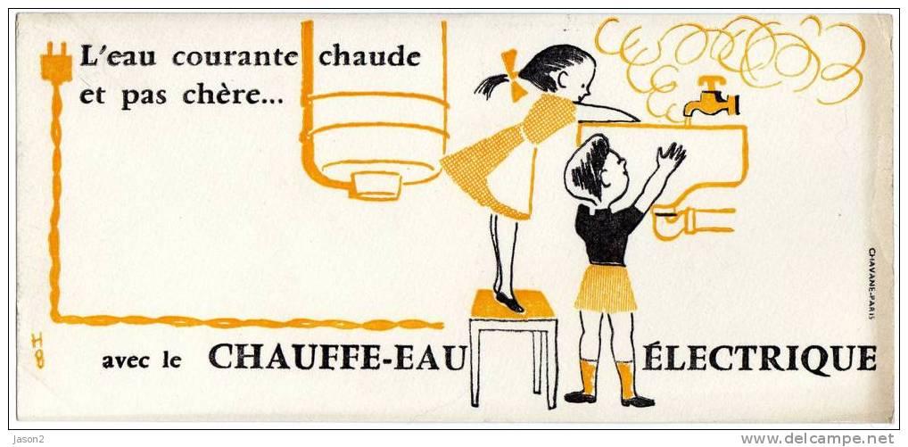 L'eau Courante Chaude Et Pas Chere Avec Le Chauffe Eau Electrique - Electricité & Gaz