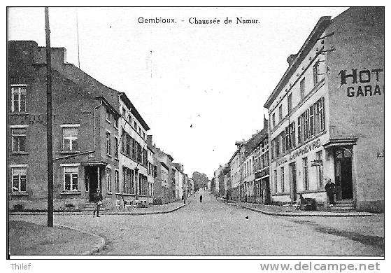 Gembloux 33:Chaussée De Namur - Gembloux