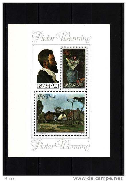 Afrique Du Sud 1980 -  Michel BF 9 Neufs** - Blocs-feuillets