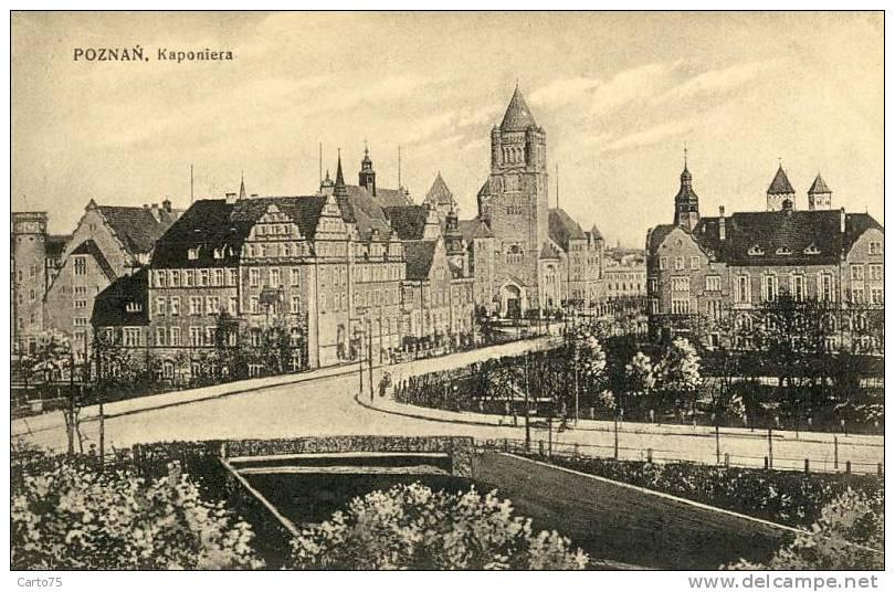 Pologne - Poznan - Kaponiera - Pologne