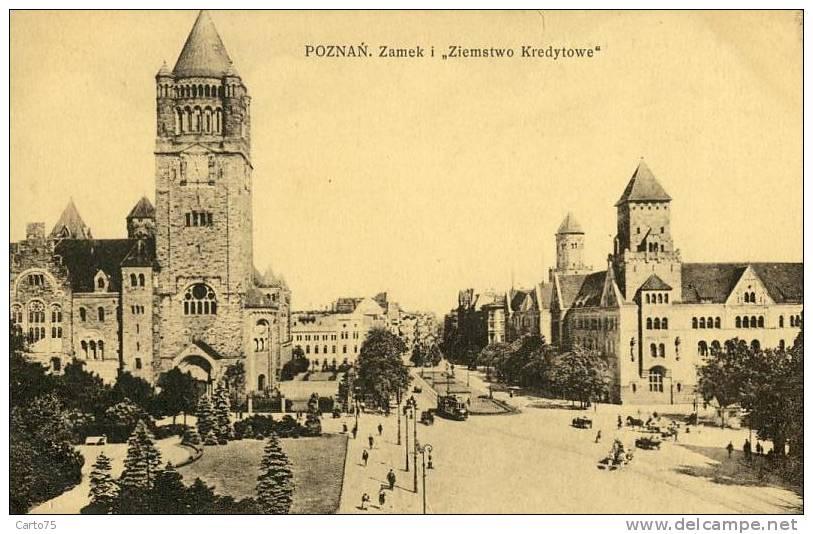 Pologne - Poznan - Panorama - Pologne