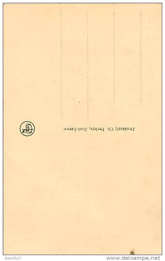 ZOUT-LEEUW - Het Tabernakel (deel) (Druk. Ch. Peeters, Zout-Leeuw) - Zoutleeuw
