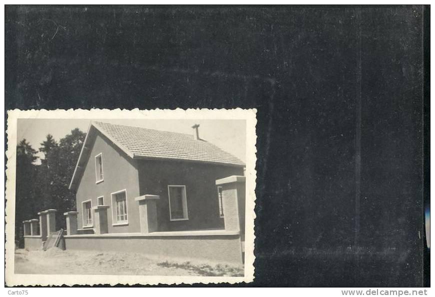 Cuis 51 - Photographie - Villa - Miraux - Cramant - Format 8,5 X 6 Cm - Fotos