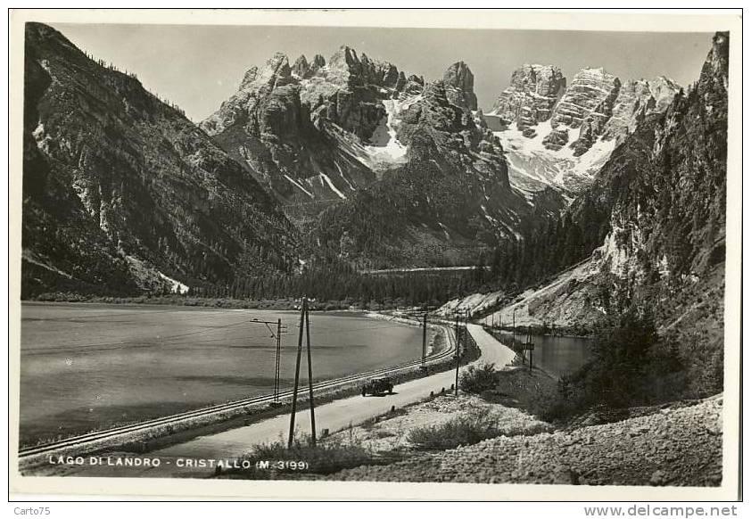 Italie - Lago Di Landro - Bolzano (Bozen)