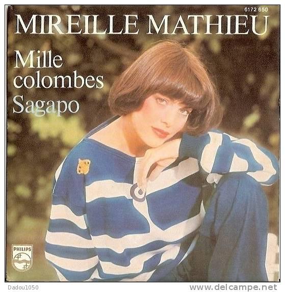 MIREILLE MATHIEU - Vinyl-Schallplatten