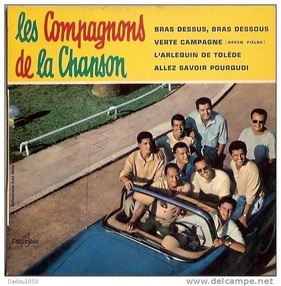 LES COMPAGTNONS DE LA CHANSON - Vinyl Records