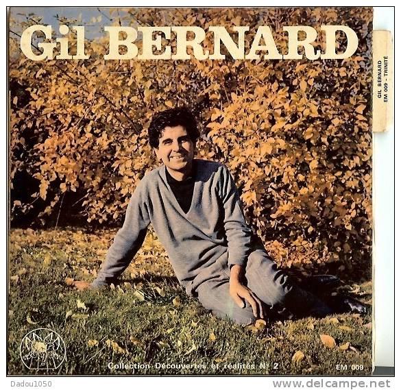 GIL BERNARD - Vinyl Records