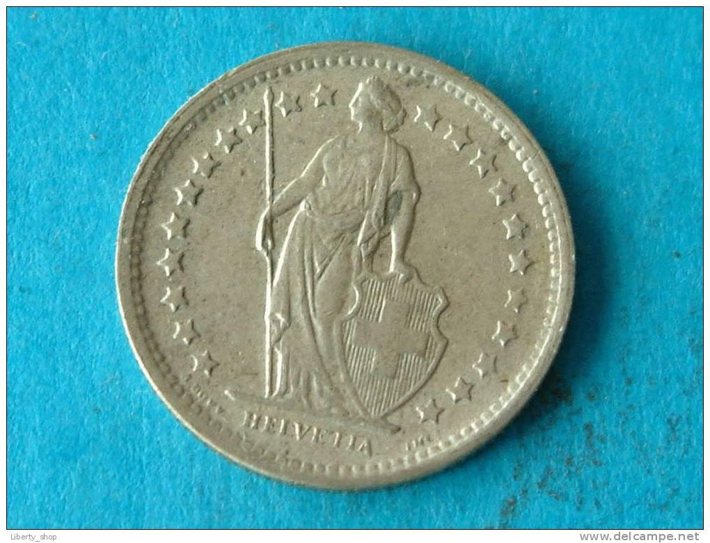 1/2 FRANK - 1967 B ! - Svizzera