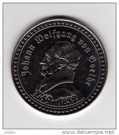Médaille -allemagne-  Goethe - Allemagne