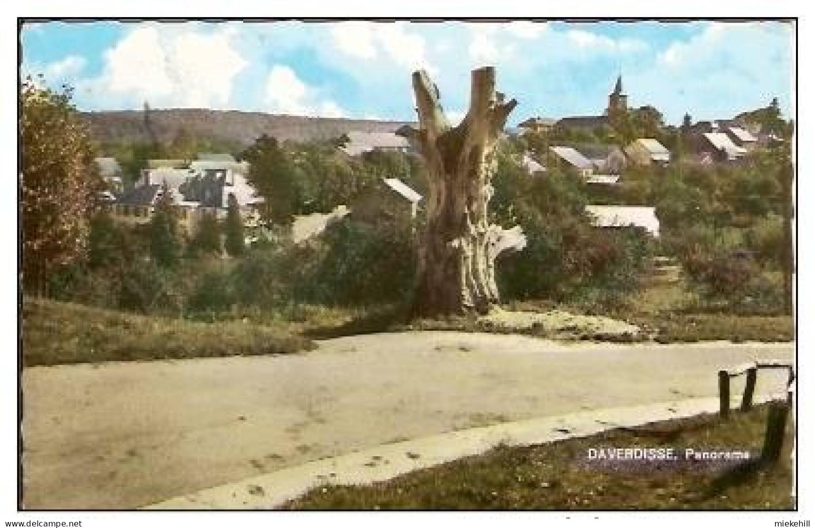 DAVERDISSE-PANORAMA - Daverdisse