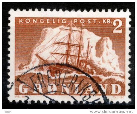 Grönland Mi36 1950 - Gestempelt - Grönland
