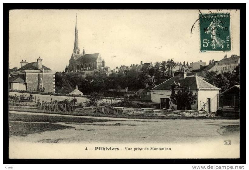 45 Pithiviers D45D K45252K C45252C RH065364 - Pithiviers