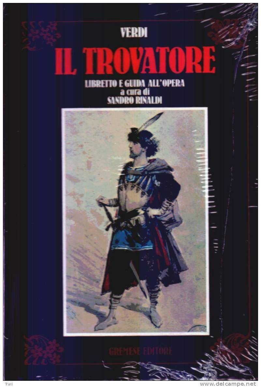 IL TROVATORE - Opern