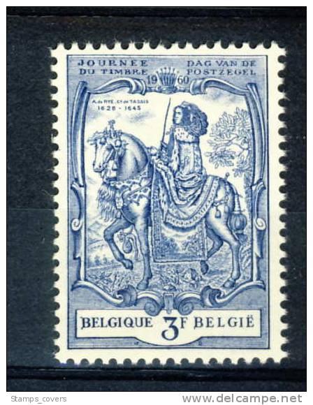 BELGIUM MNH** COB 1121 DE TASSIS - Belgium