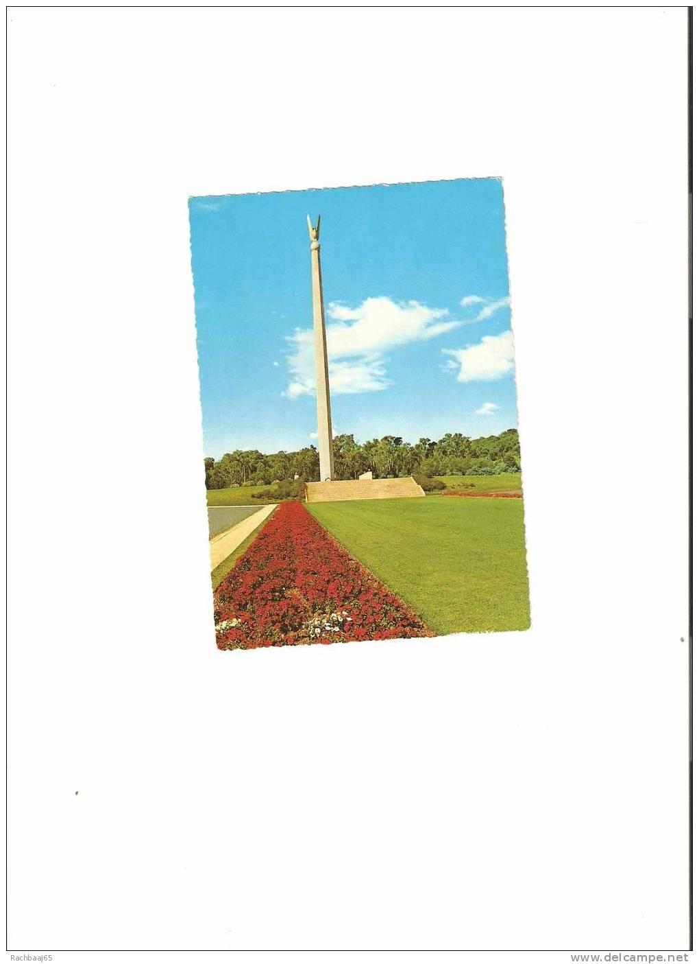 MEMORIAL ,CANBERRA GUERREAMERICAN - Canberra (ACT)