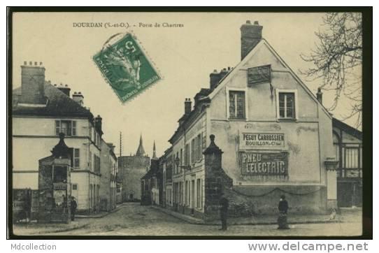 91 DOURDAN Porte De Chartres - Dourdan